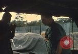 Image of United States officers Vietnam, 1970, second 32 stock footage video 65675062049