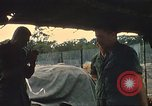 Image of United States officers Vietnam, 1970, second 33 stock footage video 65675062049