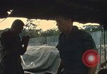Image of United States officers Vietnam, 1970, second 34 stock footage video 65675062049