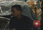Image of United States officers Vietnam, 1970, second 53 stock footage video 65675062049