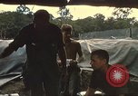 Image of United States officers Vietnam, 1970, second 57 stock footage video 65675062049