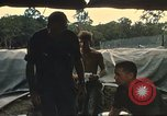 Image of United States officers Vietnam, 1970, second 59 stock footage video 65675062049