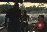 Image of United States officers Vietnam, 1970, second 62 stock footage video 65675062049