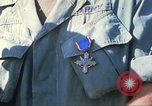 Image of Chaplain Angelo Liteky South Vietnam, 1968, second 2 stock footage video 65675062052