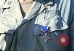 Image of Chaplain Angelo Liteky South Vietnam, 1968, second 4 stock footage video 65675062052