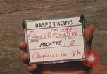 Image of Chaplain Angelo Liteky South Vietnam, 1968, second 5 stock footage video 65675062053