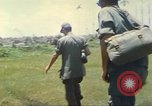 Image of Chaplain Angelo Liteky South Vietnam, 1968, second 53 stock footage video 65675062053