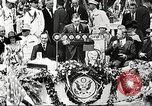 Image of Colonel Charles Lindbergh Washington DC USA, 1927, second 3 stock footage video 65675062076