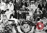 Image of Colonel Charles Lindbergh Washington DC USA, 1927, second 26 stock footage video 65675062076