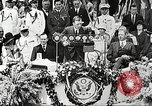 Image of Colonel Charles Lindbergh Washington DC USA, 1927, second 37 stock footage video 65675062076
