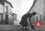 Image of Spanish villagers engaged in normal pursuits Spain, 1937, second 19 stock footage video 65675062078