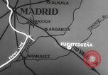 Image of Republican trenches in the Spanish Civil War Spain, 1937, second 5 stock footage video 65675062081
