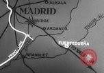 Image of Republican trenches in the Spanish Civil War Spain, 1937, second 7 stock footage video 65675062081
