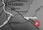 Image of Republican trenches in the Spanish Civil War Spain, 1937, second 9 stock footage video 65675062081