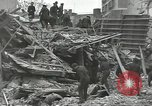 Image of V-2 attack Antwerp Belgium, 1944, second 5 stock footage video 65675062167