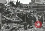 Image of V-2 attack Antwerp Belgium, 1944, second 6 stock footage video 65675062167