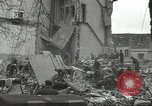 Image of V-2 attack Antwerp Belgium, 1944, second 15 stock footage video 65675062167
