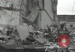 Image of V-2 attack Antwerp Belgium, 1944, second 20 stock footage video 65675062167