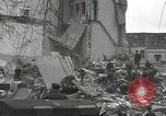Image of V-2 attack Antwerp Belgium, 1944, second 21 stock footage video 65675062167