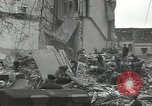 Image of V-2 attack Antwerp Belgium, 1944, second 22 stock footage video 65675062167