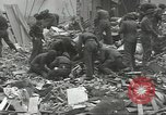 Image of V-2 attack Antwerp Belgium, 1944, second 23 stock footage video 65675062167