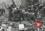 Image of V-2 attack Antwerp Belgium, 1944, second 25 stock footage video 65675062167