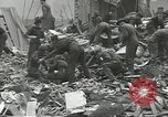 Image of V-2 attack Antwerp Belgium, 1944, second 26 stock footage video 65675062167