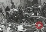 Image of V-2 attack Antwerp Belgium, 1944, second 27 stock footage video 65675062167