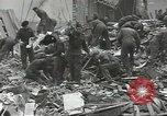 Image of V-2 attack Antwerp Belgium, 1944, second 28 stock footage video 65675062167