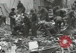 Image of V-2 attack Antwerp Belgium, 1944, second 29 stock footage video 65675062167