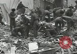 Image of V-2 attack Antwerp Belgium, 1944, second 30 stock footage video 65675062167