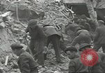 Image of V-2 attack Antwerp Belgium, 1944, second 34 stock footage video 65675062167