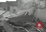 Image of V-2 attack Antwerp Belgium, 1944, second 40 stock footage video 65675062167