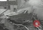 Image of V-2 attack Antwerp Belgium, 1944, second 44 stock footage video 65675062167
