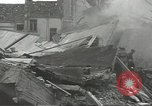 Image of V-2 attack Antwerp Belgium, 1944, second 45 stock footage video 65675062167