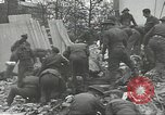 Image of V-2 attack Antwerp Belgium, 1944, second 51 stock footage video 65675062167