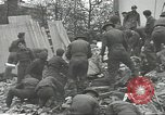 Image of V-2 attack Antwerp Belgium, 1944, second 52 stock footage video 65675062167