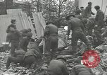 Image of V-2 attack Antwerp Belgium, 1944, second 53 stock footage video 65675062167