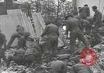 Image of V-2 attack Antwerp Belgium, 1944, second 55 stock footage video 65675062167