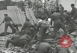Image of V-2 attack Antwerp Belgium, 1944, second 58 stock footage video 65675062167