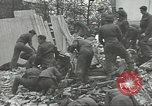 Image of V-2 attack Antwerp Belgium, 1944, second 60 stock footage video 65675062167