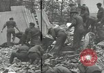 Image of V-2 attack Antwerp Belgium, 1944, second 61 stock footage video 65675062167