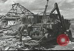 Image of war damage Russian Front, 1944, second 7 stock footage video 65675062180