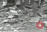 Image of war damage Russian Front, 1944, second 13 stock footage video 65675062180
