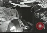 Image of war damage Russian Front, 1944, second 15 stock footage video 65675062180