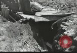 Image of war damage Russian Front, 1944, second 18 stock footage video 65675062180