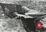 Image of war damage Russian Front, 1944, second 20 stock footage video 65675062180