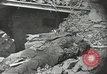 Image of war damage Russian Front, 1944, second 21 stock footage video 65675062180