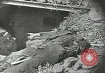 Image of war damage Russian Front, 1944, second 22 stock footage video 65675062180