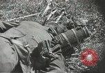Image of war damage Russian Front, 1944, second 24 stock footage video 65675062180